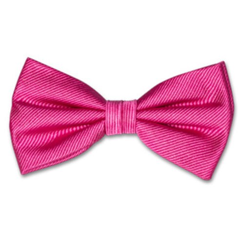 Pink bow ties (1)
