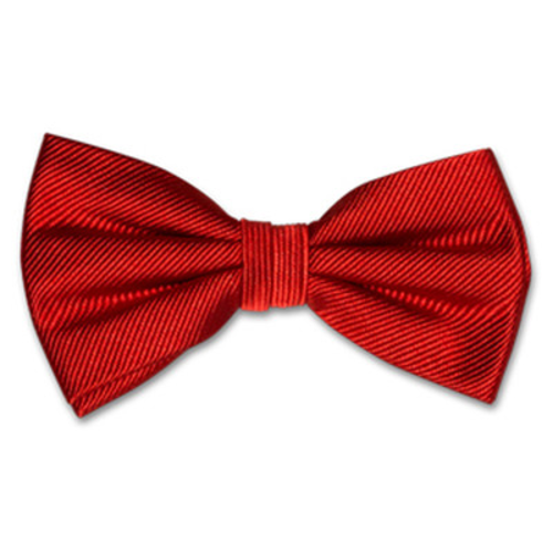 Red bow ties (1)