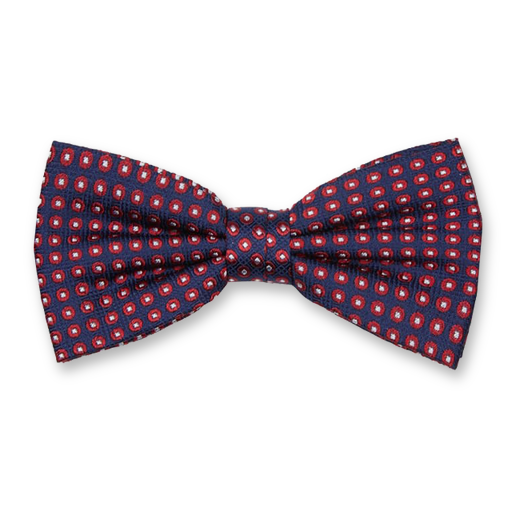Bow tie Michaelis - Red dot (1)