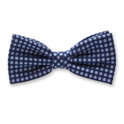 Bow tie Michaelis - Blue dot (1)