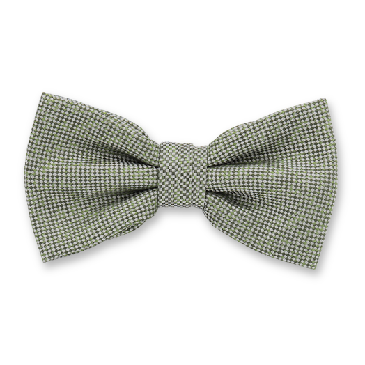 Green Luxury Bow Tie - Profuomo (1)