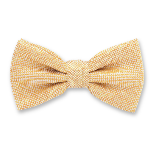 Yellow Luxury Bow Tie - Profuomo (1)