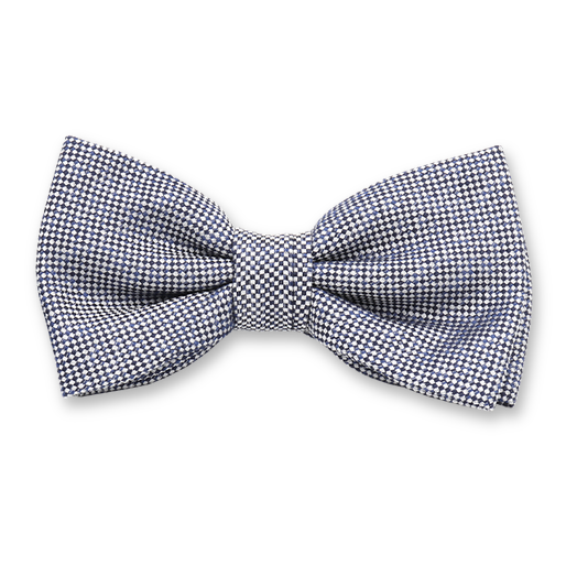 Dark blue Luxury Bow Tie - Profuomo (1)