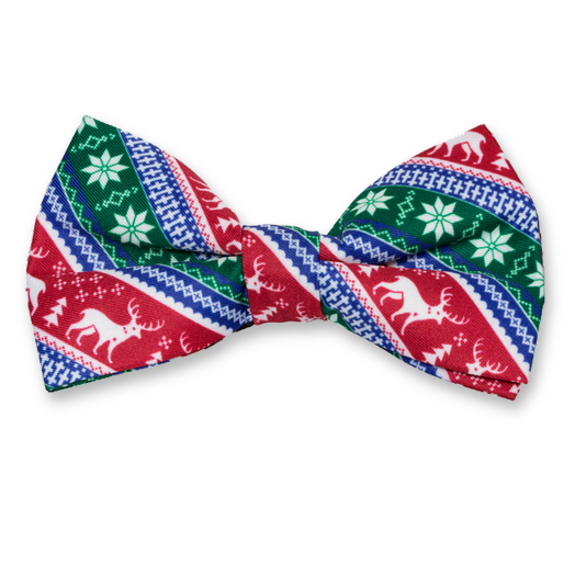 Cristmas bowtie Red-Green-Blue (1)