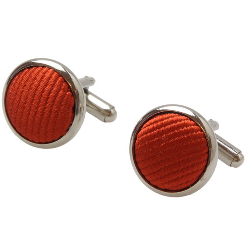 Rusty Cufflinks - Silk (1)