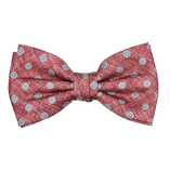 Luxury bow tie Profuomo - Pattern Red - Thumbnail 1