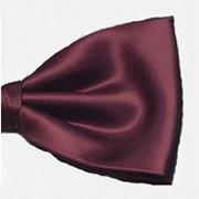 Bow Ties silk-satin